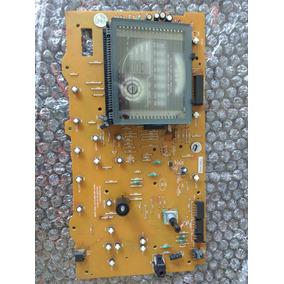 Placa Completa Display Som Philips Fwm M576