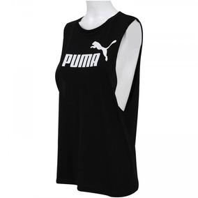 Camiseta Regata Puma Cut Off Boyfriend Tank - Feminina b31c0553bf9