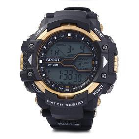 Relógio Masculino Digital Anti Shock 8338g Importado Barato