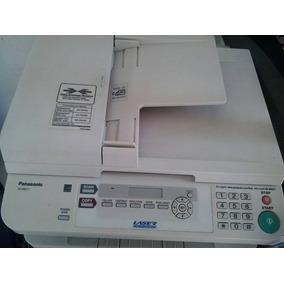 Fotocopiadora Impresora Panasonic Modelo Kx Mb271
