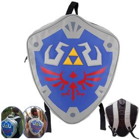 Zelda Mochila Envio Gratis Original Escudo The Legend Of