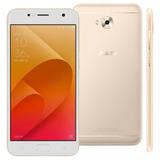 Smartphone Asus Zenfone Selfie Zb553kl Dourado 16gb Dual°
