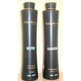Alisado Definitivo Capucchino Chantilly X 1 Litro 100% Bras