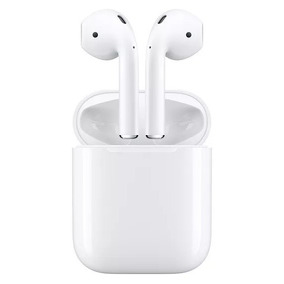 Fone De Ouvido Sfio Apple Airpods I Original Wireless Mmef2
