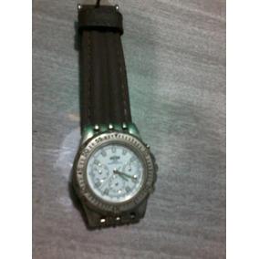 2351e207783 Relógio Magnum Pulseira De Couro Legitimo. Impecável.