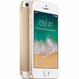 Vendo iPhone Se 128gb Dourado Ios Câmera 12mp -a