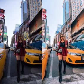 Presets Mi Fernades Ny New York. Pack. Novo.