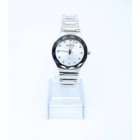 c69cdde4a54 Relógio Feminino Technos 2035mfj 1k Elegance Prata