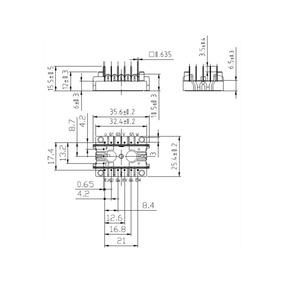 Módulo Igbt Infineon Fs10r06vl4_b2