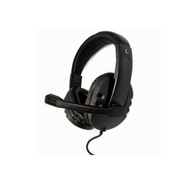 Headset Pctop Acolchoado Hsp200 Preto