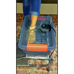 Maquina Portatil De Hidroterapia Tobillo-mano