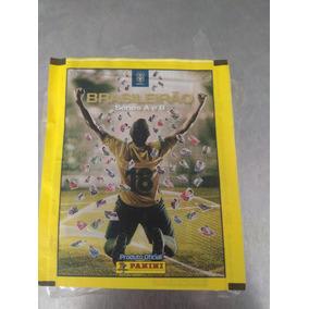 200 Pacotes De Figurinhas Amarela Brasileirao 2018