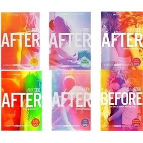 Kit 6 Livros After Anna Todd
