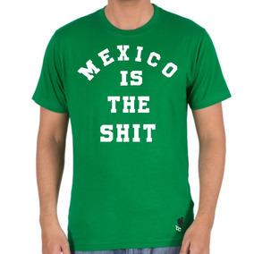 Playeras Buga Cavernicola Mexico Is The Shit Varios Colores 4b8ecfc6c0b5a