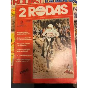 Coleção Completa Revista Duas Rodas Do N 01 Ao Ano 2006