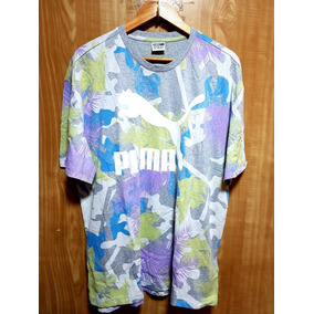 Camisa Puma Summer Tropical, Original + Nota Fiscal