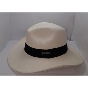 Sombrero Tipo Aguadeño Sandoneño En Paja Toquiya A Mano