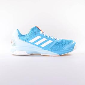 114d7831275 N 34 Tenis Adidas Stabil 7 Handebol Squash Indoor Slw - Tênis no ...