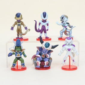Golden Frieza Cooler Mecha Frieza Blueberry King Cold Wcf