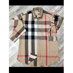 Y Venta En De Accesorios Mercado Burberry Camisas Originales Ropa JTlFK1cu3