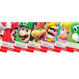 Tarjetas Nintendo Eshop (codigos Digitales)