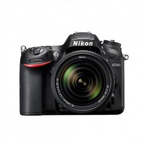 Nikon D7200 Kit Lente 18-140vr