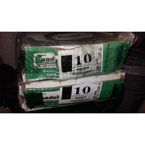 Cable Cal 10 Marca Condulac 100x Caja