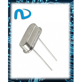 Cristal Oscilador Hc-49s-dip 8mhz (5pcs)