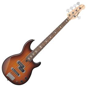 Bajo Electrico Yamaha Bb425 5 Cuerdas +hard Case