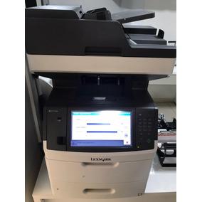 Multifuncional Laser Mono Mx711de Lexmark Revisada Mx711