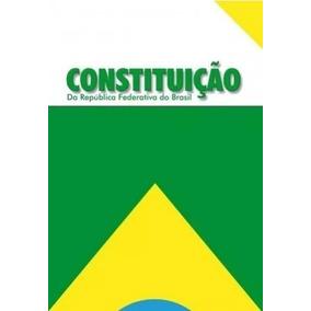 Constituição Federal Atualizada (a 99ªec) Concursos