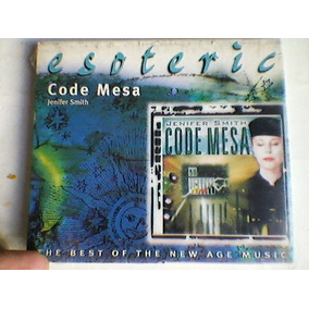 Cd -jenifer Smith - Code Mesa (1997) Cantora New Age ( Pop)