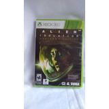 Alien: Isolation - Nuevo Y Sellado - Xbox 360