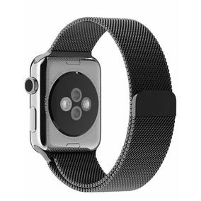 Correa Para Apple Watch 42 Mm De Acero Inoxidable