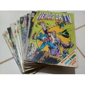 Herois Da Tv - 13 Eds / Abril
