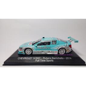 Miniatura Stock Car Chevrolet Sonick - Rubens Barrichello