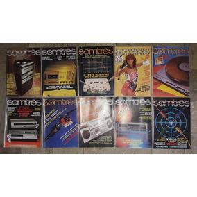 Somtrês - Coleção Com 16 Revistas Somtrês A R$ 34,00 Cada.
