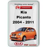 Manual De Taller Kia Picanto 2004 -2011