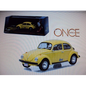Emma´s Vw Beetle Tv Series Once Upon A Time 1:43 Die Cast