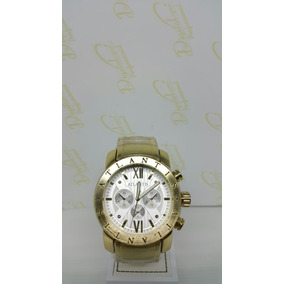 dca551b1eb6 Relogio Bulgari Dourado Masculino - Relógios De Pulso no Mercado ...