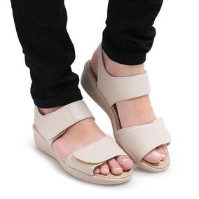 681eeb4e5 Comfort Flex Sapato Anabela Ortopedico Feminino Tamancos - Sapatos ...
