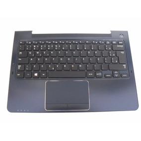 Teclado Samsung Np540u3c Np-530u3c Topcase Azul