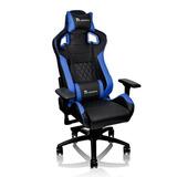 Silla Gamer Thermaltake Tt Esports Gtf100 Negra Azul Htg