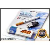 **cigarro Eletrônico Mini + 10 Refis