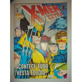 X Men Extra 1 Editora Abril 1995 Excelente Hie