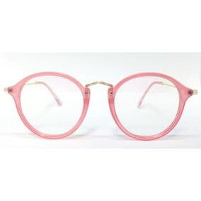 Óculos Vintage Rosa De Grau - Óculos no Mercado Livre Brasil cb9f565f1c