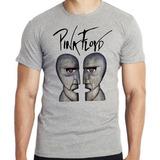 Camiseta Infantil Blusa Criança Pink Floyd The Division Bell 90027240d9b
