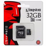 Micro Sd Kingston 32gb Generica