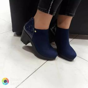 Botines Azules - Ropa y Accesorios en Mercado Libre Colombia 931cb0210ffd