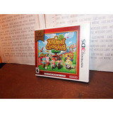 Videojuego Físico Animal Crossing Nintendo 3ds New Leaf
